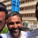 VIDEO - Cyril Hanouna tente de faire du stop avec Ramzy Bedia et Jean Rachid!