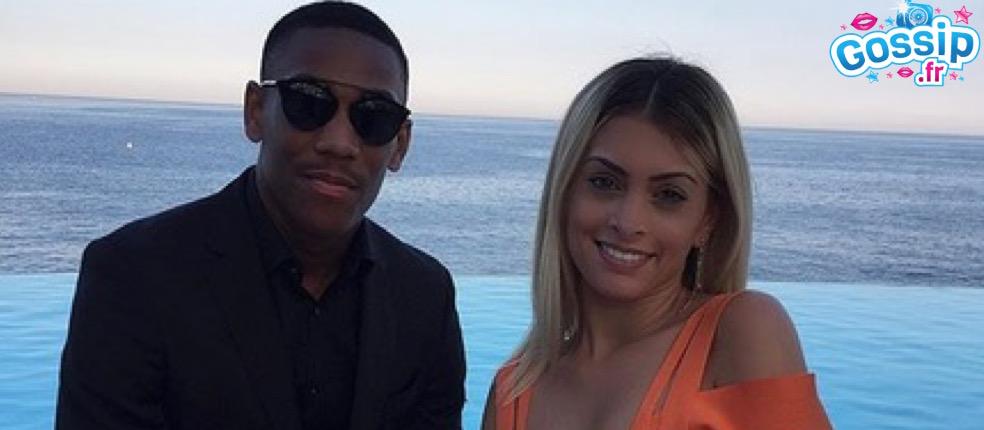 Mélanie Da Cruz enfin demandée en mariage par Anthony Martial?