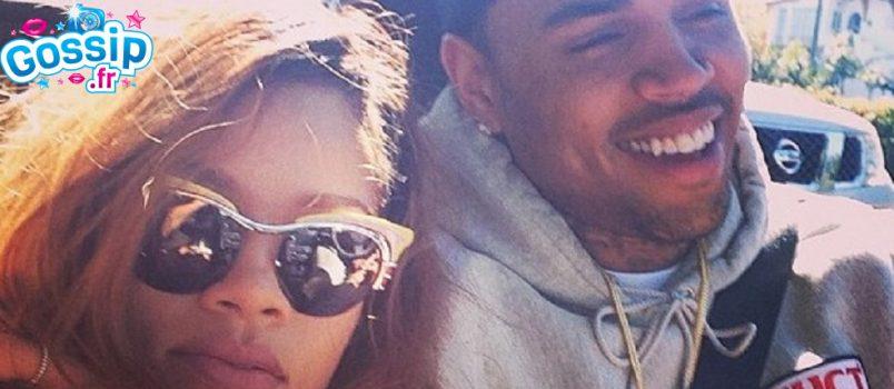 Rihanna et Chris Brown : ils sont en voie de réconciliation !