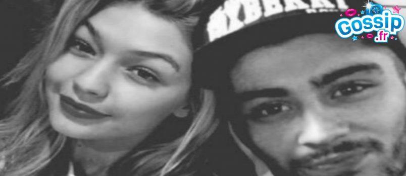 Gigi Hadid : Ses vacances placées sous le signe de l'amour avec Zayn Malik