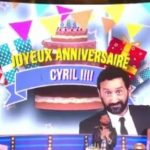 """VIDEO - Quand TF1 souhaite un """"Bon anniversaire"""" à Cyril Hanouna!"""