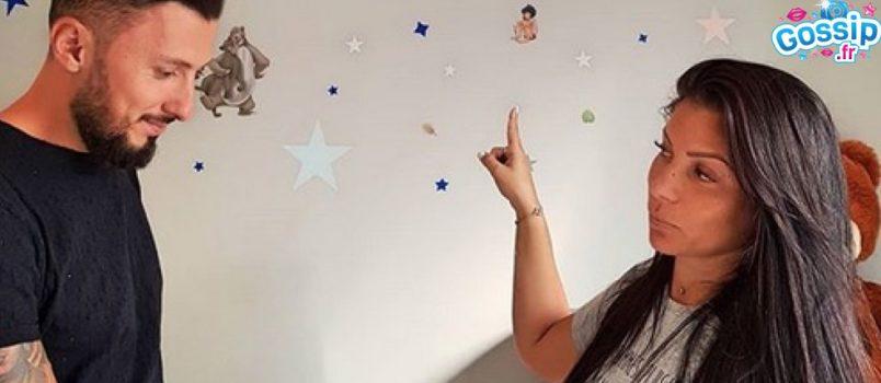 Sophia Lazare (#SS10): Enfin maman, elle dévoile le visage de son bébé!
