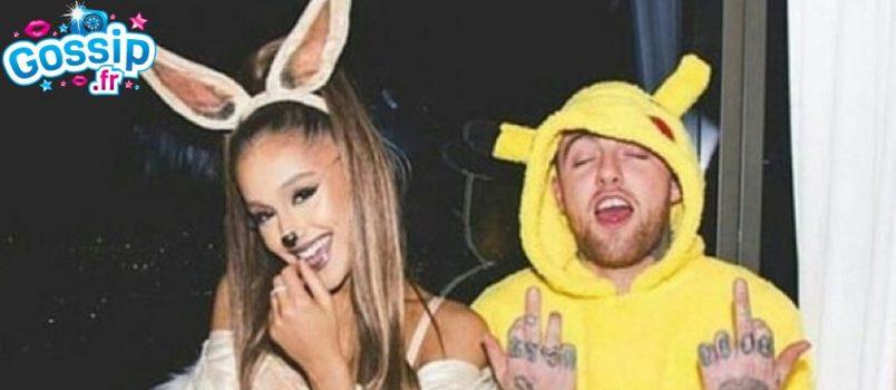 Ariana Grande rend un ultime hommage à son ex Mac Miller