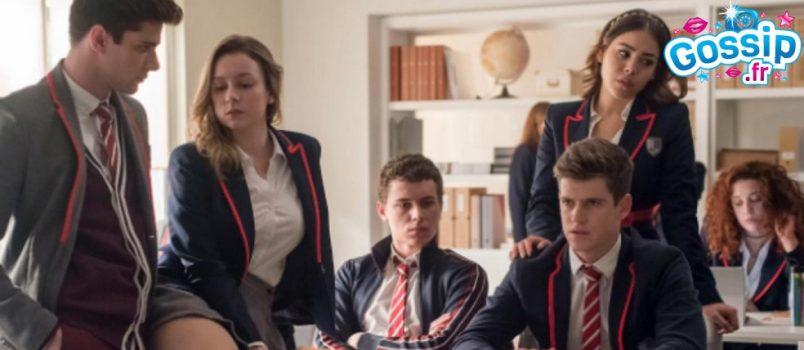 #Elite : Netflix répond à un internaute qui tacle le couple gay de la série !