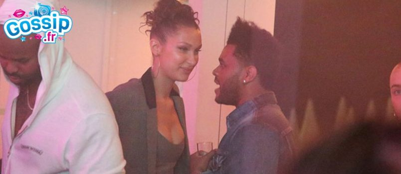 Bella Hadid et The Weeknd fiancés ? La photo qui sème le doute !
