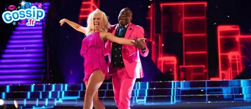 #DALS9 : Basile Boli éliminé, il rend hommage à son binôme Katrina Patchett !
