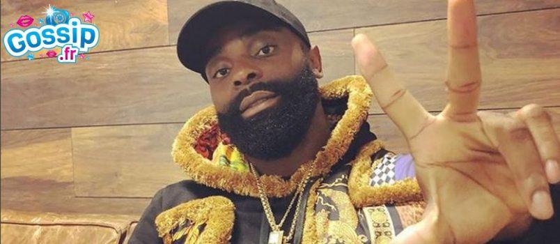 Kaaris libéré : le rappeur dévoile la cover de #Ornoir3 !