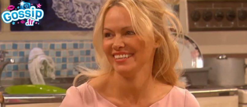 Pamela Anderson sur le départ de #DALS9 ? Elle fait une allusion sur Instagram !