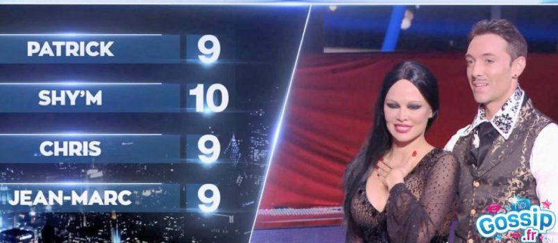 #DALS 9: Les notes de Pamela Anderson divisent la Toile!