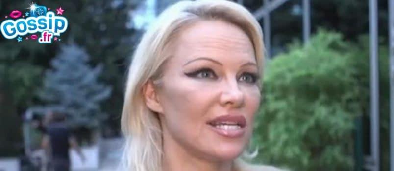 Pamela Anderson (#DALS9) : Elle dévoile la véritable raison de sa participation à l'émission !