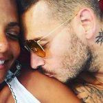 M.Pokora: Un beau-père et un boyfriend idéal d'après Christina Milian!