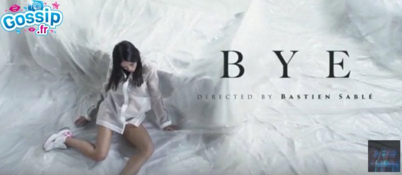 """Aurélie Preston: Découvrez le clip de son nouveau single """"BYE""""!"""
