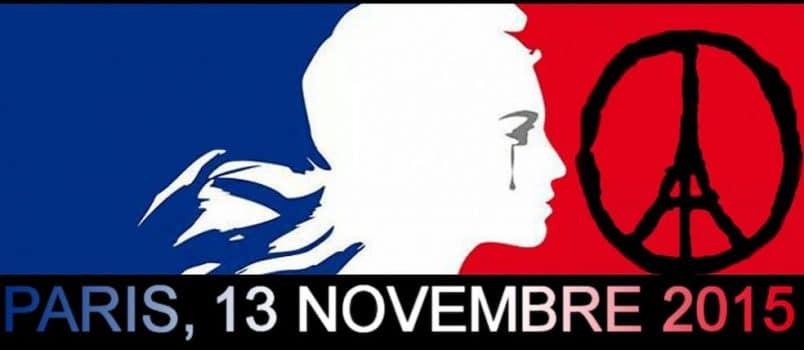 #13Novembre: 3 ans après les attentats, les vagues d'hommages déferlent sur la Toile