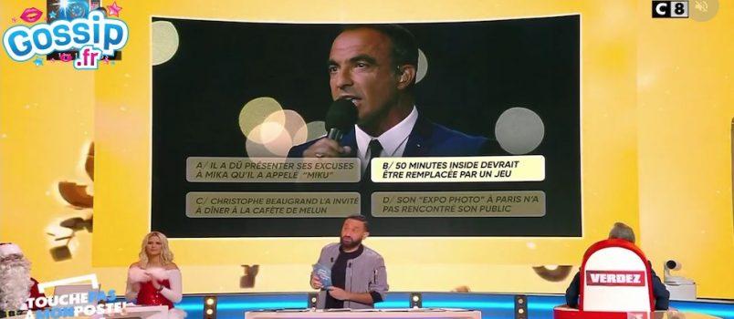 """#TPMP encore accusé par TF1 de vouloir """"nuire délibérément"""" à la chaine!"""