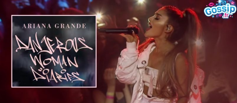 "Ariana Grande tease la sortie de son documentaire ""Dangerous Woman Diaries"""