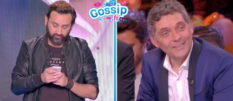 Thierry Moreau tacle Cyril Hanouna sur sa guerre avec TF1!