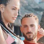 #LesAnges11: Vanessa Lawrens en couple sur le tournage? Illan réagit!