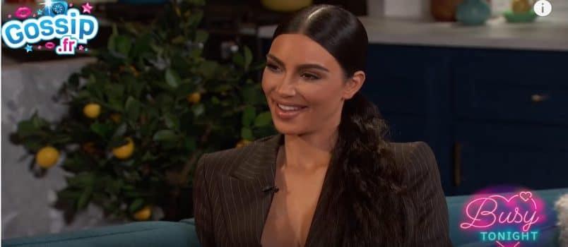 Kim Kardashian: Elle révèle pourquoi elle a arrêté la drogue!
