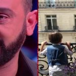 VIDEO - Les larmes de Cyril Hanouna face au message de ses enfants