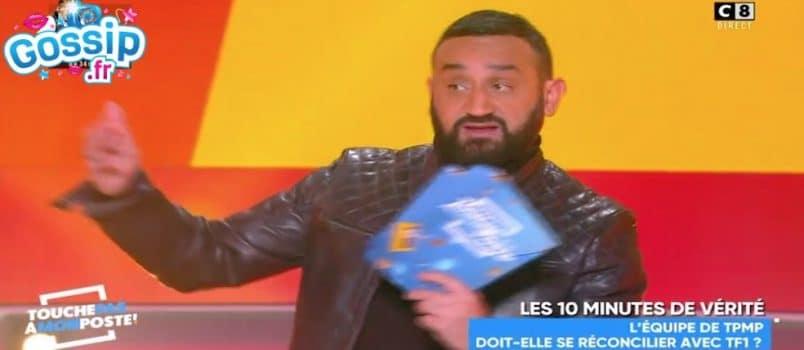 Cyril Hanouna: La fin de la guerre avec le Groupe TF1?