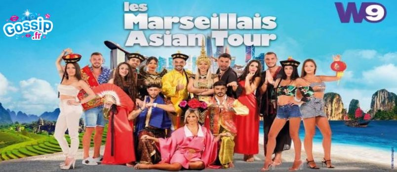 Les Marseillais Asian Tour: La Bande annonce officielle et la date de diffusion!