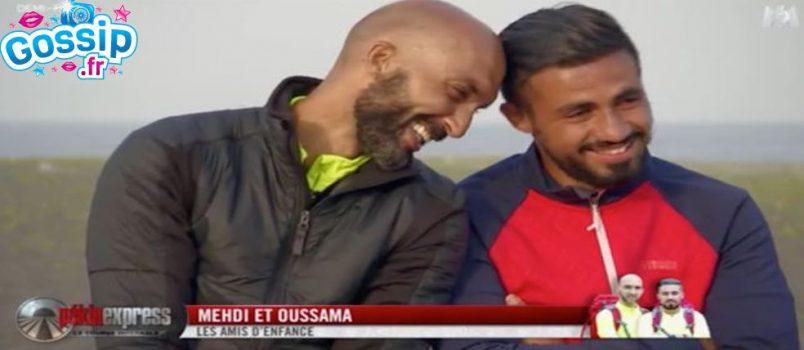 Oussama (#LesAnges11): En guerre avec Mehdi (#PekinExpress)!