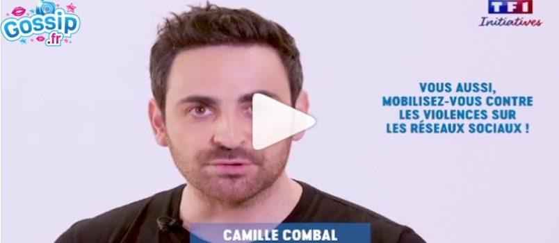 Camille Combal, Karine Ferri et bien d'autres s'engagent contre le cyber-harcèlement!