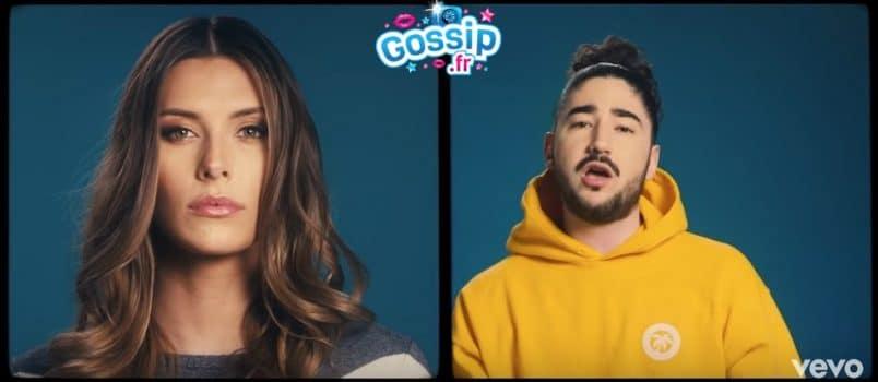 """VIDEO - Camille Cerf se dénude pour Boostee dans son clip """"Sereinement"""""""
