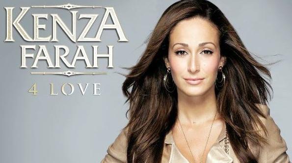 Kenza farah son duo avec soprano cartonne gossip - Kenza farah soprano coup de coeur parole ...