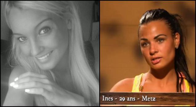 Aurélie ( LesAnges5)  Taclée par Inès ( IDV2) suite à sa rupture avec  Benjamin! 05162b98533