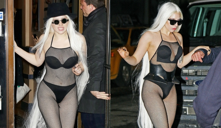 Lady gaga interview quotes
