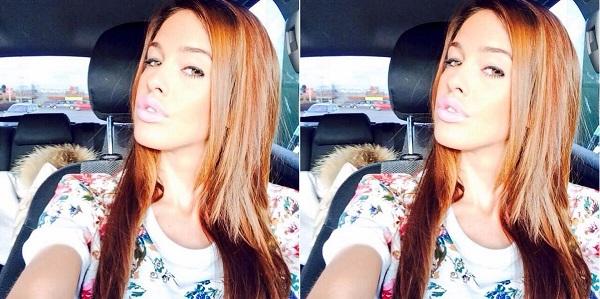 Nabilla sa nouvelle couleur de cheveux