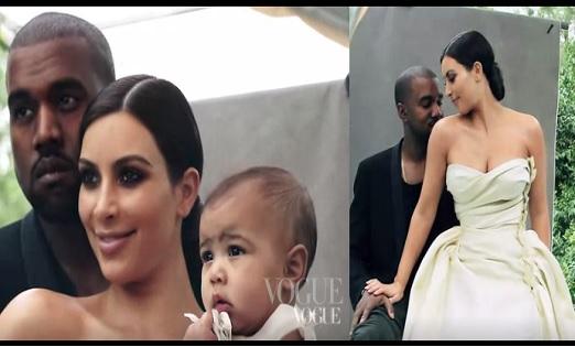 Video Kim Kardashian Devoile Sa Robe De Mariee Dans Un
