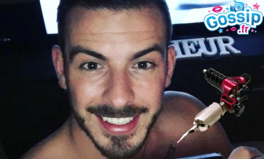 PHOTOS \u2013 Julien Bert Il dévoile ses deux nouveaux tatouages à ses fans!